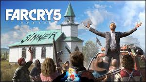 Far Cry 5 Crack PC Game Free Download [Full Latest Version] 2020