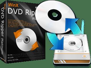 WinX DVD Ripper Platinum Pro