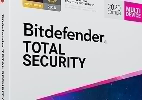 Bitdefender Total Security Pro