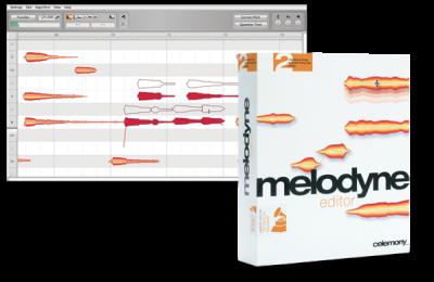Melodyne Pro crack