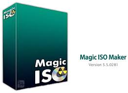 Magic ISO Maker 5 Crack By Original Crack