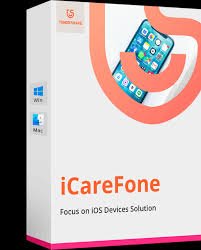 Tenorshare iCareFone Pro crack By Original Crack