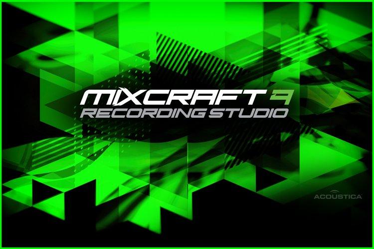 mixcraft full 9 Crack
